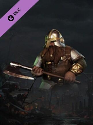 Warhammer: Vermintide Dwarf Helmet Key Steam PC GLOBAL