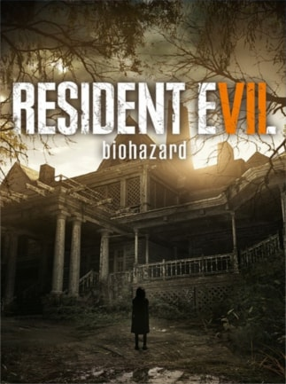 RESIDENT EVIL 7 biohazard / BIOHAZARD 7 resident evil Steam Key GLOBAL - box