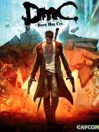 DmC: Devil May Cry Steam Key GLOBAL - box