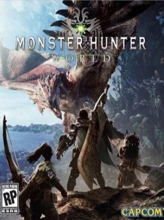 Monster Hunter World Steam Key GLOBAL - box