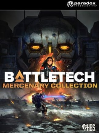 BATTLETECH Mercenary Collection Steam Key GLOBAL