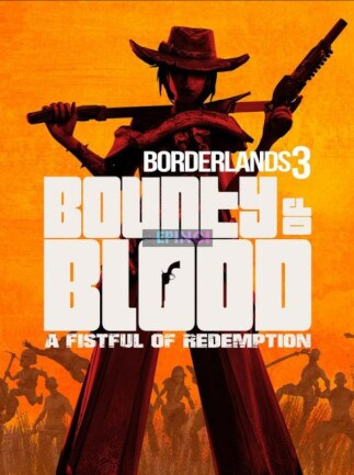 Borderlands 3: Bounty of Blood (PC) - Steam Gift - NORTH AMERICA