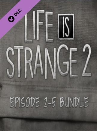 Life is Strange 2 - Episodes 2-5 bundle Steam Key RU/CIS
