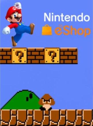 Nintendo eShop Card 10 USD UNITED STATES - box