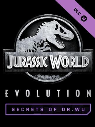 Jurassic World Evolution: Secrets of Dr Wu Steam Gift EUROPE