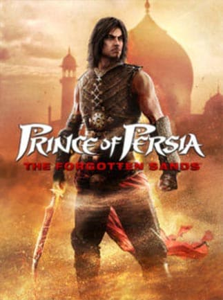 Prince of Persia: The Forgotten Sands Uplay Key GLOBAL - box