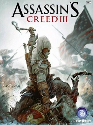 Assassin's Creed III Steam Key GLOBAL - box