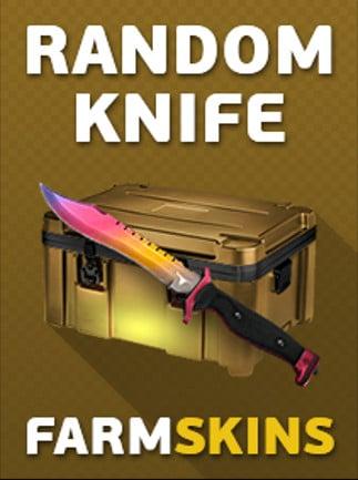 Counter-Strike: Global Offensive RANDOM KNIFE SKIN FARMSKINS COM