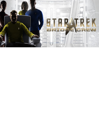 Star Trek: Bridge Crew VR Steam Key GLOBAL - box