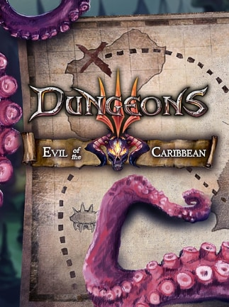 Dungeons 3 - Evil of the Caribbean Steam Key GLOBAL