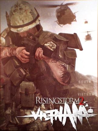 Rising Storm 2: Vietnam - Digital Deluxe (PC) - Buy Steam Game CD-Key