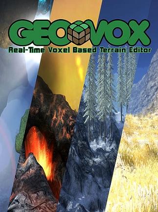 GeoVox GLOBAL Key Steam - okładka