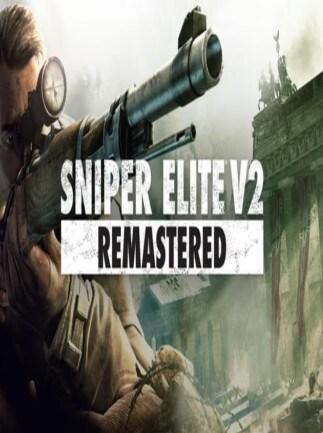 Sniper Elite V2 Remastered UPGRADE FOR ORIGINAL OWNERS Steam Gift GLOBAL