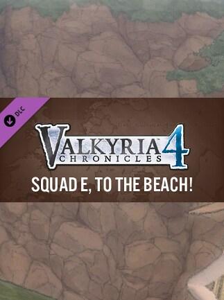 Valkyria Chronicles 4 - Squad E, to the Beach! Steam Key RU/CIS