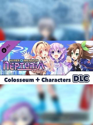 Colosseum + Characters DLC / コンテンツ追加パック5 / 鬥技場 + 角色DLC Steam Key GLOBAL