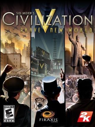 Sid Meier's Civilization V: Brave New World Steam Gift GLOBAL