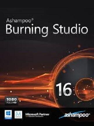ashampoo burning studio 2016 product key