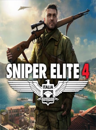 Sniper Elite 4 Steam Key GLOBAL