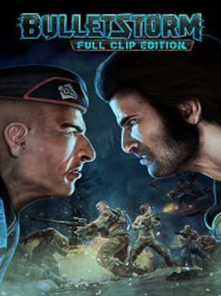 Bulletstorm: Full Clip Edition Steam Key GLOBAL