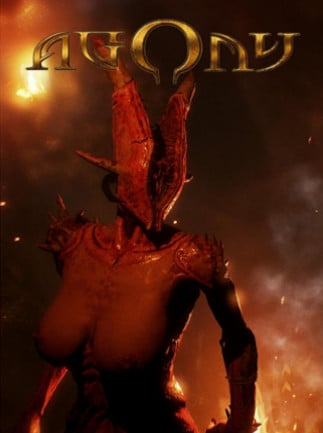 Agony Steam Key EUROPE - box