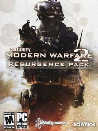 Call of Duty: Modern Warfare 2 Resurgence Pack Steam Key GLOBAL - G2A COM