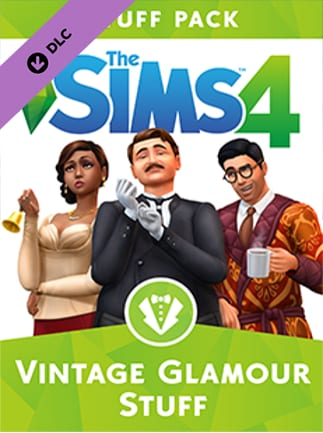 The Sims 4: Vintage Glamour Stuff Xbox Live Key XBOX ONE GLOBAL