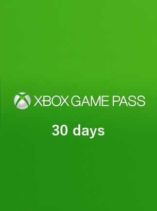 Xbox Game Pass Trial 30 Days GLOBAL - обложка