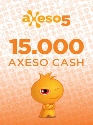 Axesocash - 15,000 GLOBAL