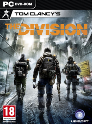Tom Clancy's The Division Steam Key GLOBAL - box