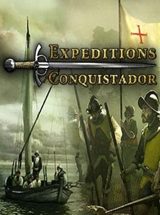 Expeditions: Conquistador Steam Key GLOBAL - okładka
