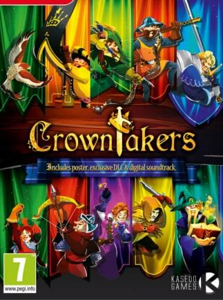 Crowntakers Steam Key GLOBAL
