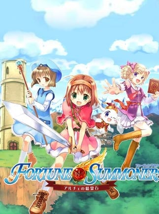 Fortune Summoners Steam Key GLOBAL - gameplay - 1