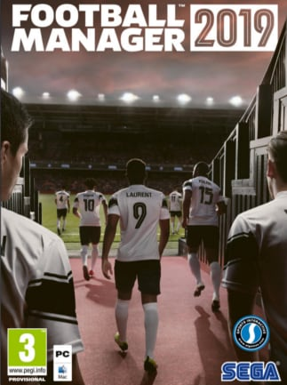 Football Manager 2019 Steam Key EUROPE - box