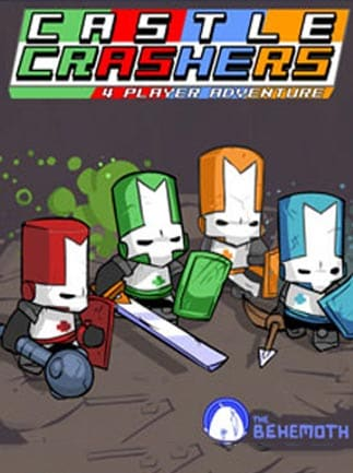 This is a Brand new Castle Crashers Steam CD Key, which can be activated on Steam, granting an instant digital download of the game via the product key. This activation code is a once-use and unique code, which allows you to legally download the game.