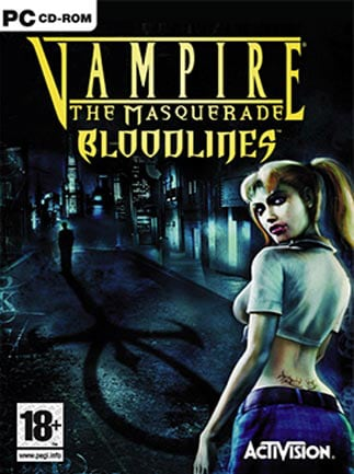 Vampire The Masquerade Bloodlines Steam Key Global G2a Com
