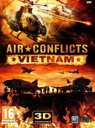 Air Conflicts: Vietnam Steam Key GLOBAL
