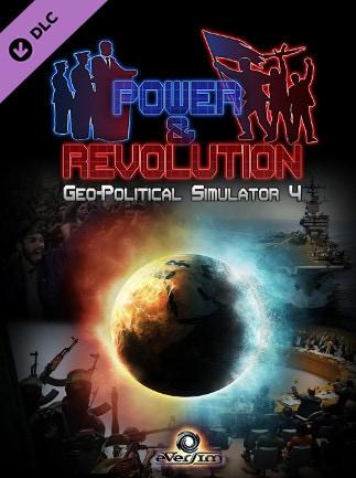 Power & Revolution - 2018 Edition Add-on Steam Gift EUROPE