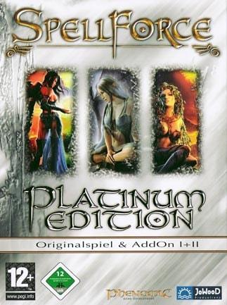 SpellForce Platinum Edition Steam Key GLOBAL