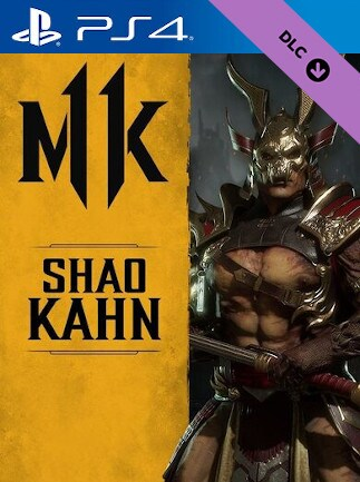 Mortal Kombat 11 Shao Kahn (PS4) - PSN Key - EUROPE