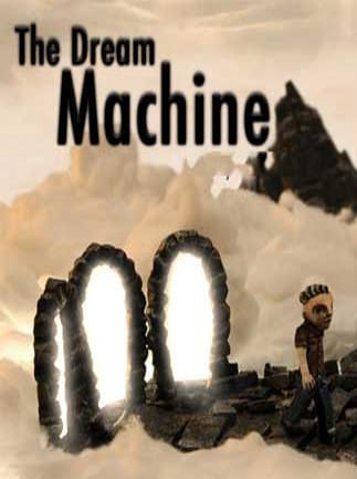 The Dream Machine: Chapters 1 - 3 Key Steam GLOBAL