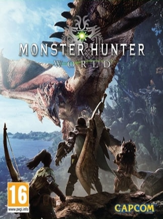 monster hunter world pc g2a