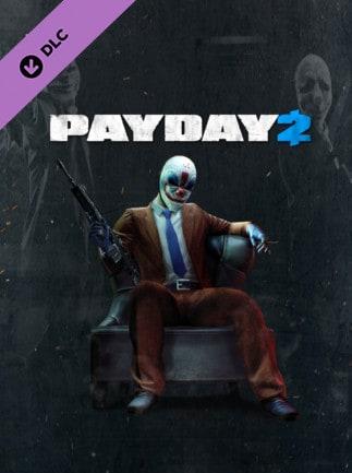 PAYDAY 2: Dragan Character Pack Steam Key GLOBAL