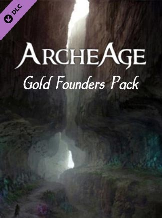 ArcheAge: Gold Founders Pack Key Steam GLOBAL - box