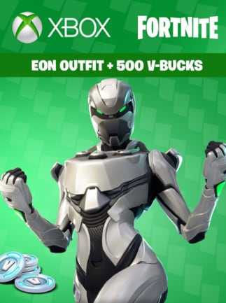 Fortnite Eon Skin Bundle 500 V Bucks Xbox Live Key Xbox One Global G2a Com -