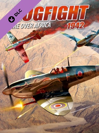 Dogfight 1942 Fire Over Africa Steam Key GLOBAL