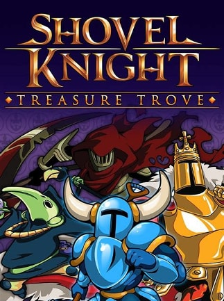 Shovel Knight: Treasure Trove Steam Key GLOBAL