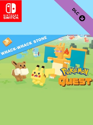 Pokémon Quest Whack-Whack Stone (DLC) - Nintendo Switch - Key EUROPE