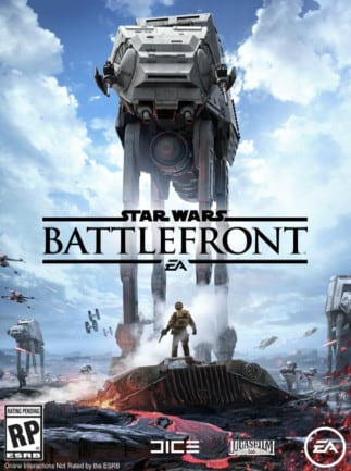 Star Wars Battlefront Origin Key GLOBAL - box