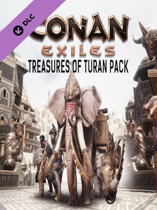 Conan Exiles - Treasures of Turan Pack Steam Gift GLOBAL - G2A COM