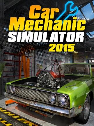 Car Mechanic Simulator 2014 Steam Key GLOBAL